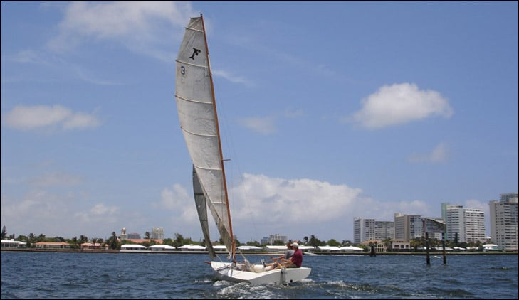 Research and Development for Boating, 20' SAILING HYDROFOIl