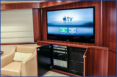 Electronics Repairs & Installations, entertainment systems